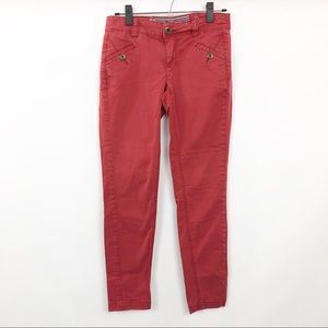 Anthro Daughters Liberation Slant Twill Pants